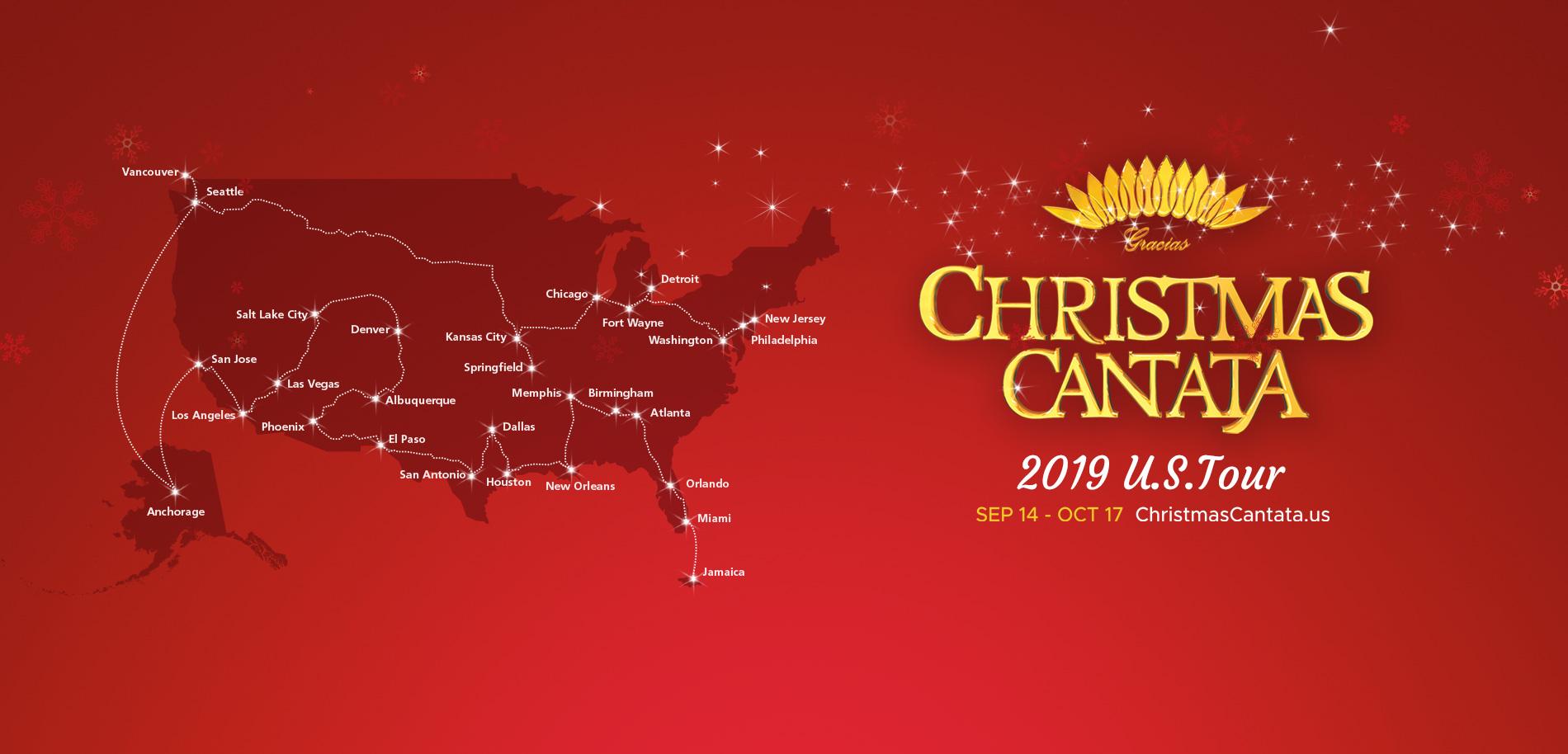 Christmas Concerts 2019 Los Angeles.Gracias Choir Official Website