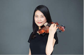 1st Violin  LEE JUHYEON