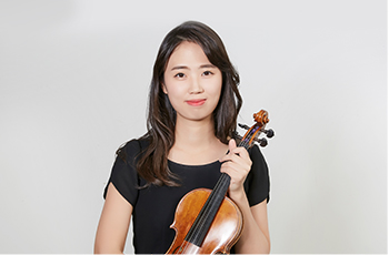2nd Violin KIM HAELEE