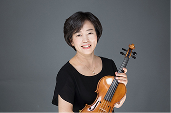 2nd Violin LEE KYEONGMI