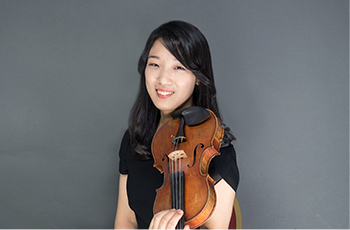 2nd Violin JUNG YOUNGEUN