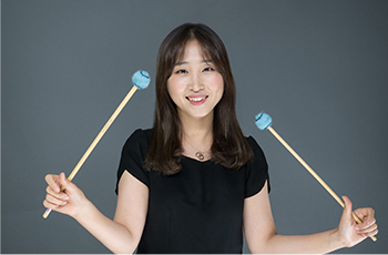 Percussion  LEE SEUNGMI